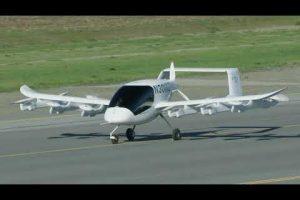 Автономное такси Cora покоряет небо Новой Зеландии»