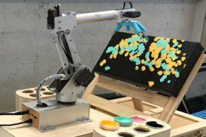 Искусственное искусство: RobotArt — конкурс по созданию картин среди роботов
