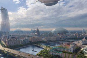 В Лаборатории Касперского спрогнозировали будущее Москвы