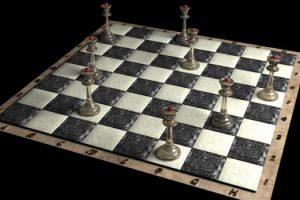 Шахматная задачка стоимостью миллион долларов