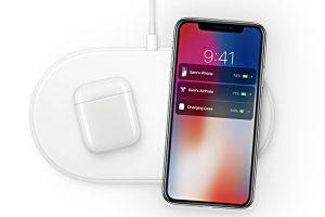 Выход беспроводной зарядки Apple AirPower ожидается в марте»