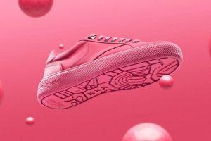 Представлены первые кроссовки, изготовленные из… жевательной резинки