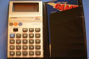 Casio перевыпустит музыкальный калькуляторMG-880″
