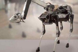 Видео дня: робот Boston Dynamics открывает двери для себя и сородичей»