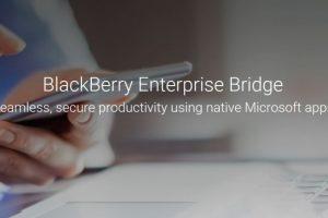 BlackBerry и Microsoft объединили усилия, чтобы сделать корпоративные смартфоны защищённее»