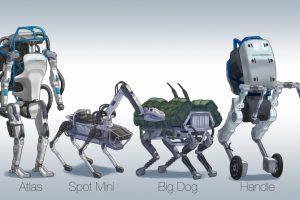 Видео дня: как в Boston Dynamics пыталась помешать роботу открыть дверь»