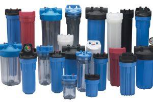 Виды дачных фильтров для воды